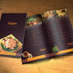 Menu asian food