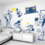 giant-wall-stickers-sets-robot-themes